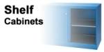 Lista Shelf Cabinets