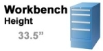 Lista Workbench Height