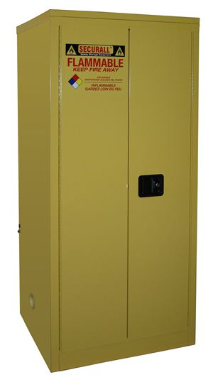 A160 Securall 60 Gal Flammable Storage Cabinet Self